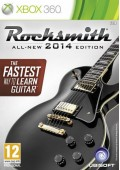 Rocksmith 2014 ve Real Tone Cable Xbox 360