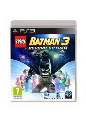 Lego Batman 3 Beyond Gotham Ps3 Oyun