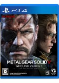 Metal Gear Solid 5 Ground zeroes Ps4 Oyun title=