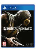 Mortal Kombat X Ps4 oyun