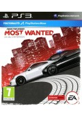 Need For Speed Most Wanted The Criterion Game Ps3 Oyun