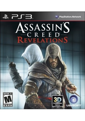 Assasins Creed Revelations Ps3 Oyun