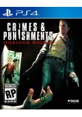 Sherlock Holmes: Crimes & Punishments  Ps4 oyun