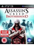 Assasins Creed Brotherhood Ps3 Oyun