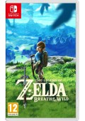 Zelda Breath Of The Wild Nintendo Switch Oyun