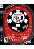 World Series Poker 2008 Ps3 Oyun