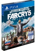 Far Cry 5 DELUXE EDİTİON Ps4 Oyun
