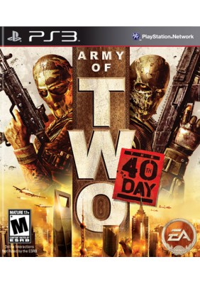 Army Of Two 40th Day Ps3 Oyun