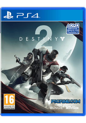 Destiny 2 Ps4 Oyun