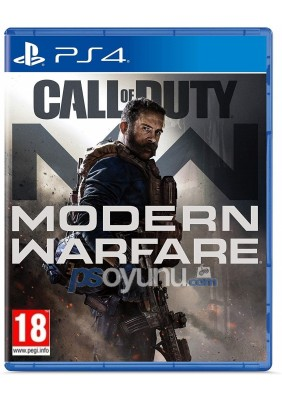 Call Of Duty Modern Warfare Ps4 Oyun