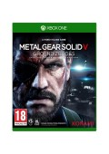 Metal Gear Solid 5 Ground zeroes Xbox One Oyun