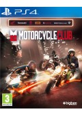 Motorcylce Club Ps4 oyun