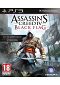 Assasins Creed 4 Black Flag PS3 oyun