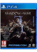 Shadow Of War Ps4 Oyun