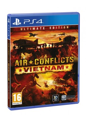 Air Conflicts Vietnam Ultimate Edition Ps4 Oyun