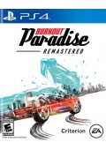 Burnout Paradise Ps4 Oyun