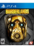 Borderlands The Handsome Collection Ps4 Oyun