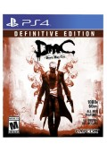 DMC Devil May Cry Definitive Edition Ps4 Oyun