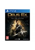 Deus Ex Mankind Divided Day One Edition Ps4 Oyun
