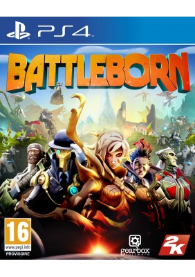BATTLEBORN Ps4 Oyun