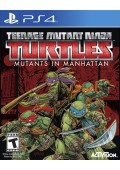 Teenage Mutant Ninja Turtles Mutants İn Manhattan ninja kaplumbağalar Ps4 oyun