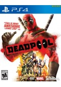 Deadpool Ps4 Oyun