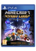 Minecraft Story Mode Ps4 Oyun