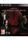 PS3 OYUN METAL GEAR SOLİD 5 PHANTOM PAİN