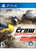 The Crew Wild Run Edition Ps4 Oyun