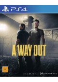 A way Out Ps4 Oyun