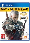 The witcher 3 Wild Hunt Game Of The Year Edition Türkçe Ps4 Oyun