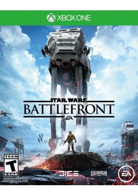 Star Wars Battlefront Xbox One Oyun