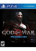 God Of War 2017 Ps4 Oyun