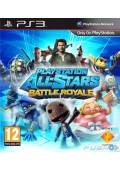 Playstation All-Stars Battle Royale Ps3 Oyun