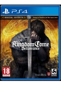 Kingdom Come Deliverance Ps4 Oyun