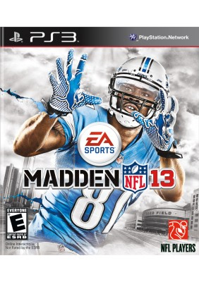 Madden Nfl 13 Ps3 Oyun