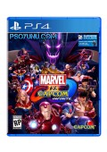 Marvel Vs Capcom İnfinite Ps4 Oyun