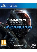 Mass Effect Andromeda Ps4 Oyun