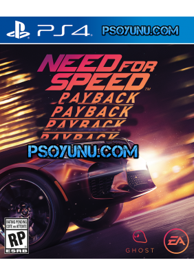 Need For Speef Nfs Payback Ps4 Oyun