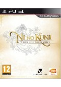 Ps3 Oyun NiNo Kuni;Wrath of the White Witch