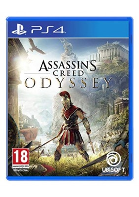 Assassins Creed Odyssey  Ps4 Oyun