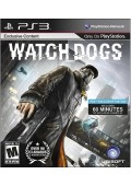 Watch Dogs Special Edition Ps3 Oyun