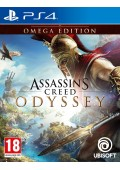 Assassins Creed Odyssey Omega Edition Ps4 Oyun