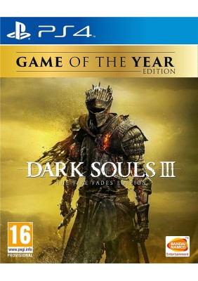 Dark souls 3 Game Of the Year edition Ps4 Oyun