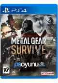 Metal Gear Survive Ps4 Oyun