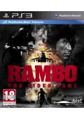 Rambo The Video Game Ps3 Oyun