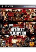 Red Dead Redemption Ps3 Oyun