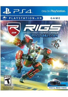 Rigs Ps4 VR Oyun