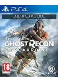 Tom Clancy's Ghost Recon Breakpoint Ps4 Oyun