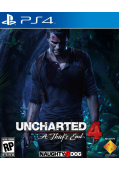 Uncharted 4: A Thief's End ps4 oyun